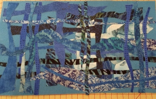 blue tangle
